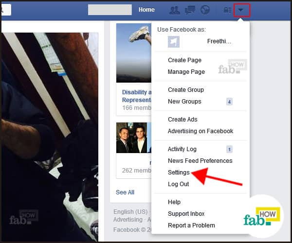 how to delete download a copy of your facebook data