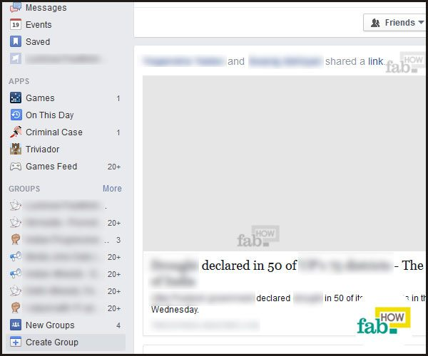 how to create groups on facebook for privary