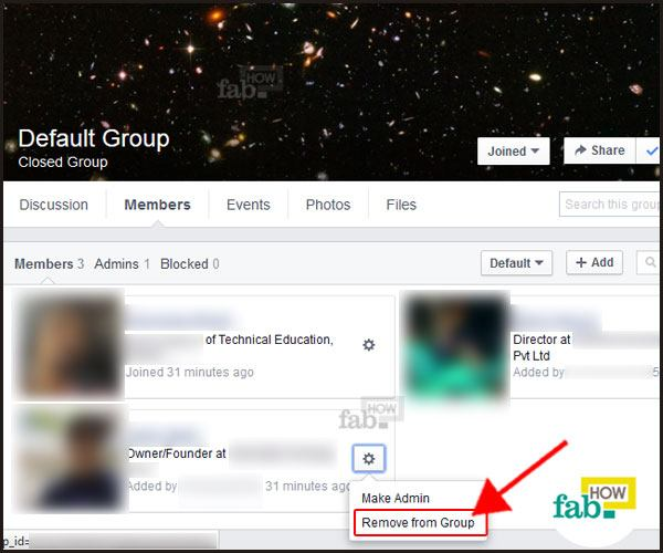 how to see members of a google group