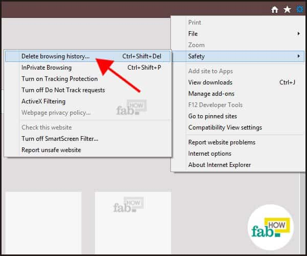 How to Delete Browser Cache in - 19.2KB