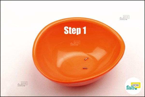 pentalobe screw in bowl