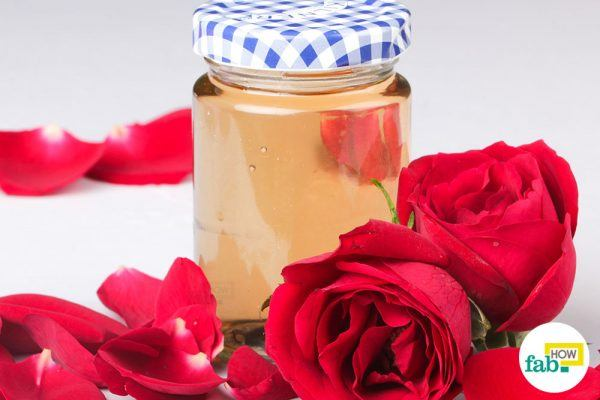 intro homemade rose water