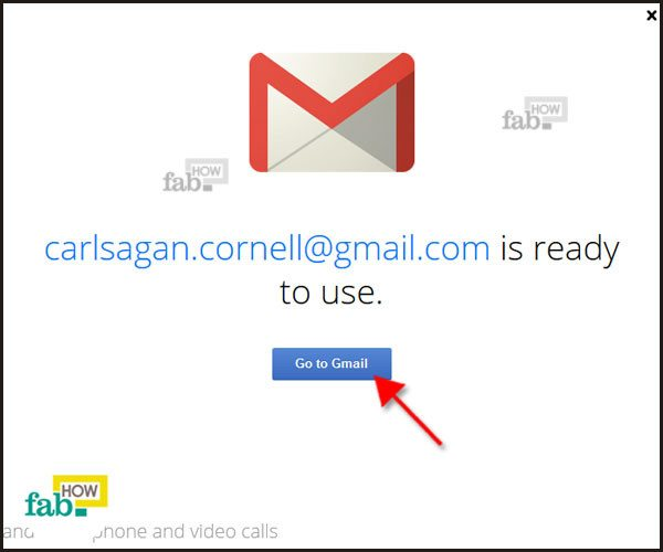go to gmail