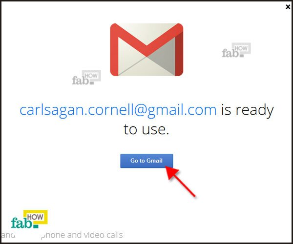 how to make an email account on gmail