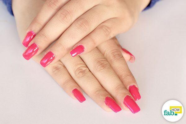 How To Apply Acrylic Nails At Home Page 2 Of 2 Fab How