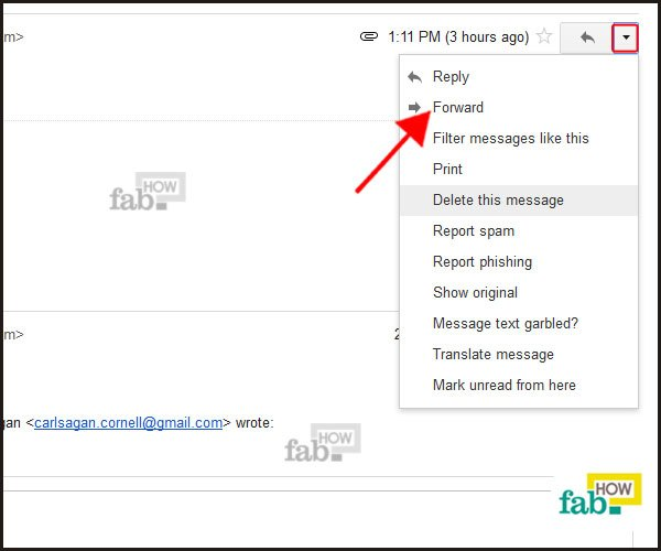 how to send html email in gmail