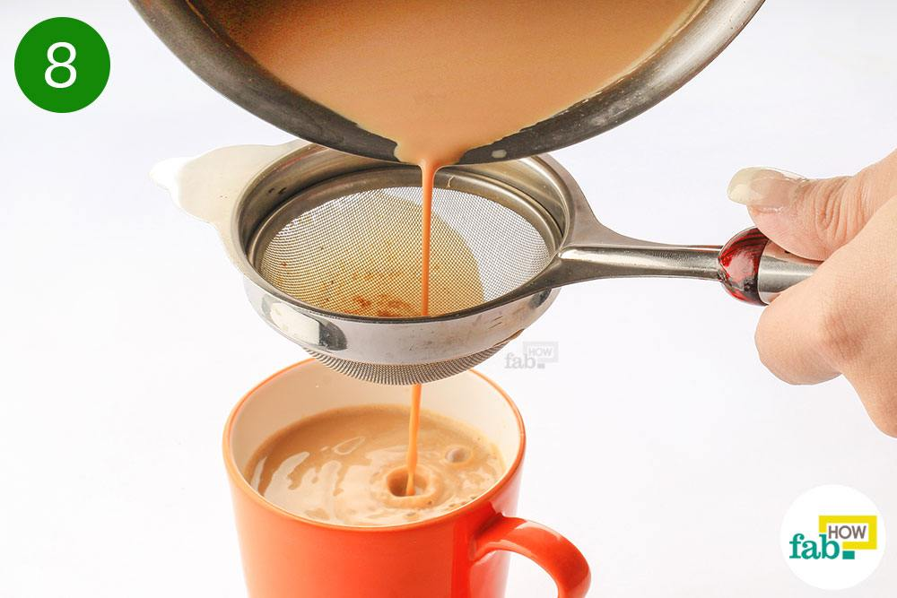 How To Make Indian Masala Chai Tea In 5 Minutes Fab How