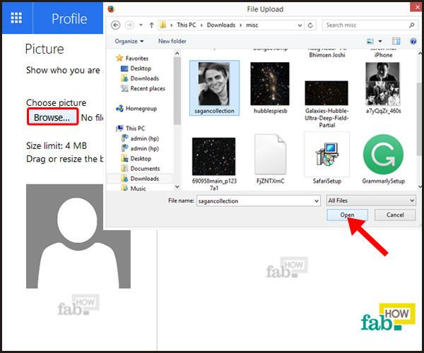 outlook how to make new accoutn primary account