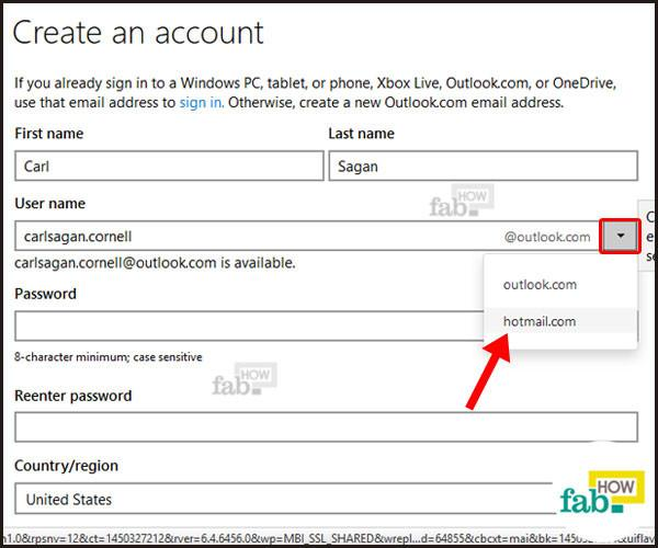 Pc financial change email address hotmail account