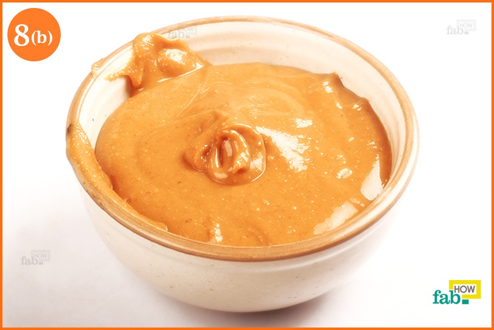 how to make peanut butter smooth again