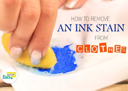 remove ink stain featured
