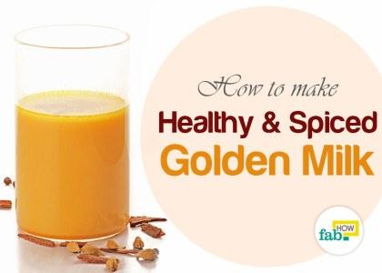 featured golden milk