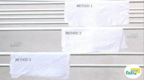 remove ink stains from clothing all three methods