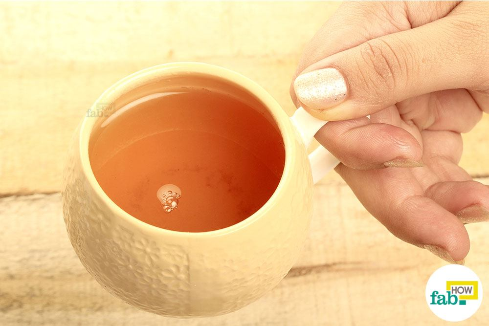 ... tea in the refrigerator for a few hours if you like cold ginger tea
