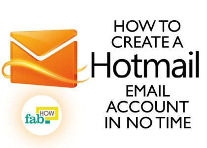 hotmail email account