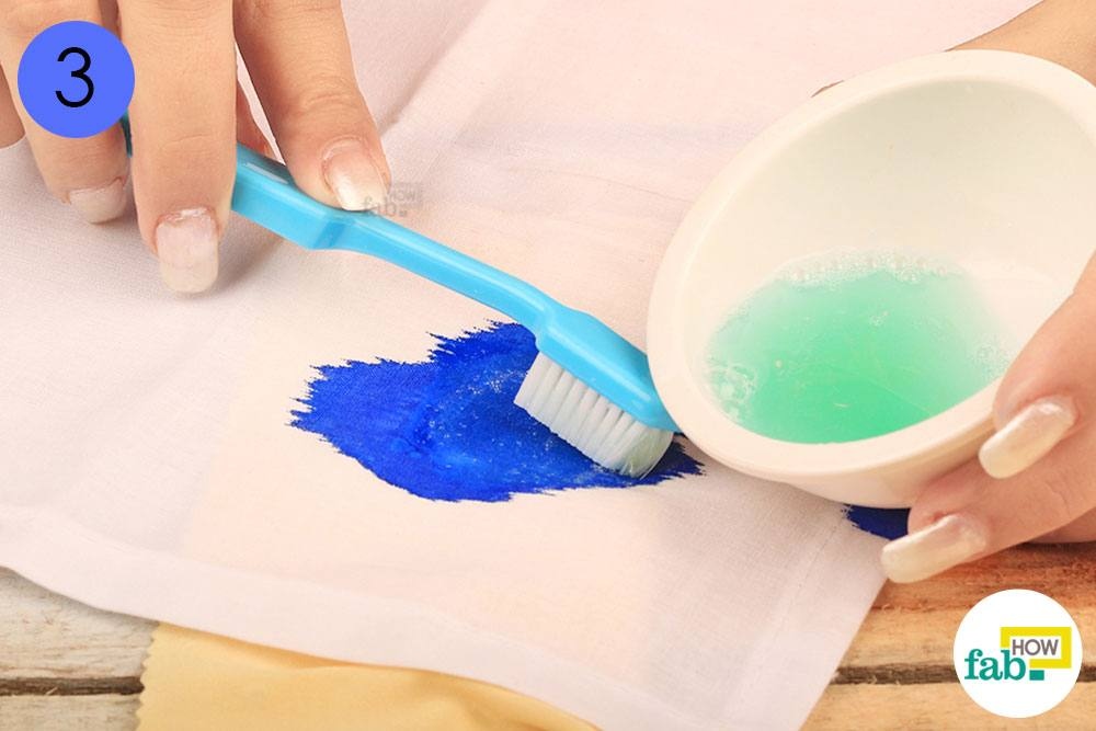 How To Remove An Ink Stain In 3 Simple Ways Fab How