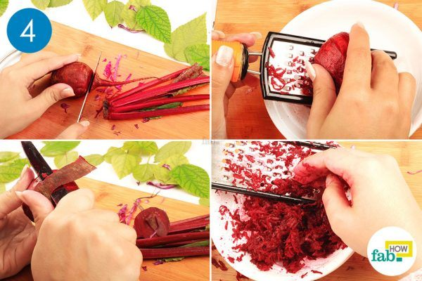 beetroot for red cabbage salad