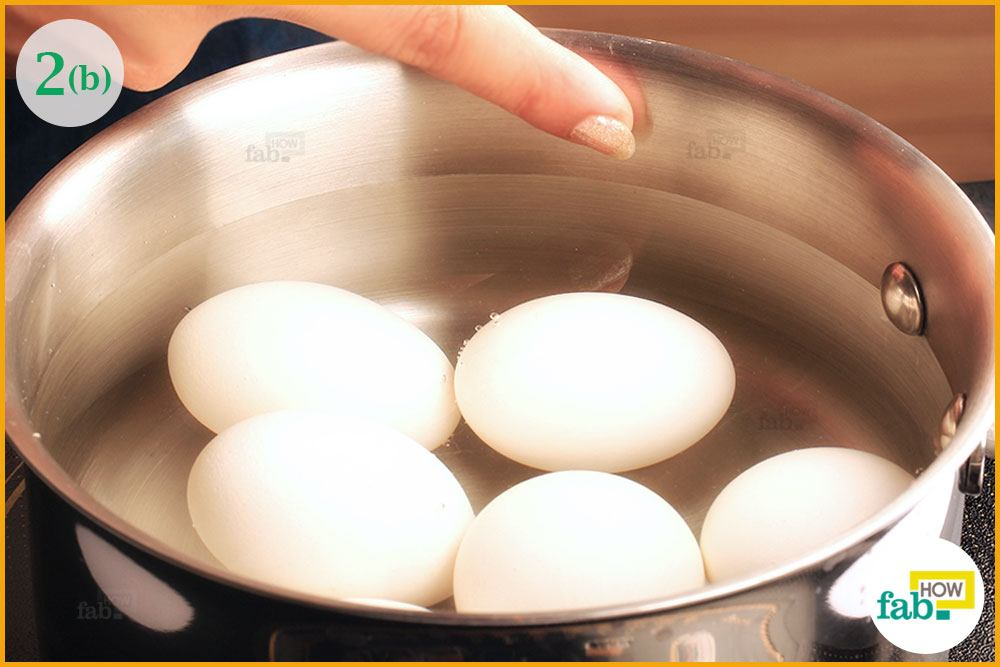 How to Make Perfect HardBoiled Eggs Easily in 2 Ways  Fab How