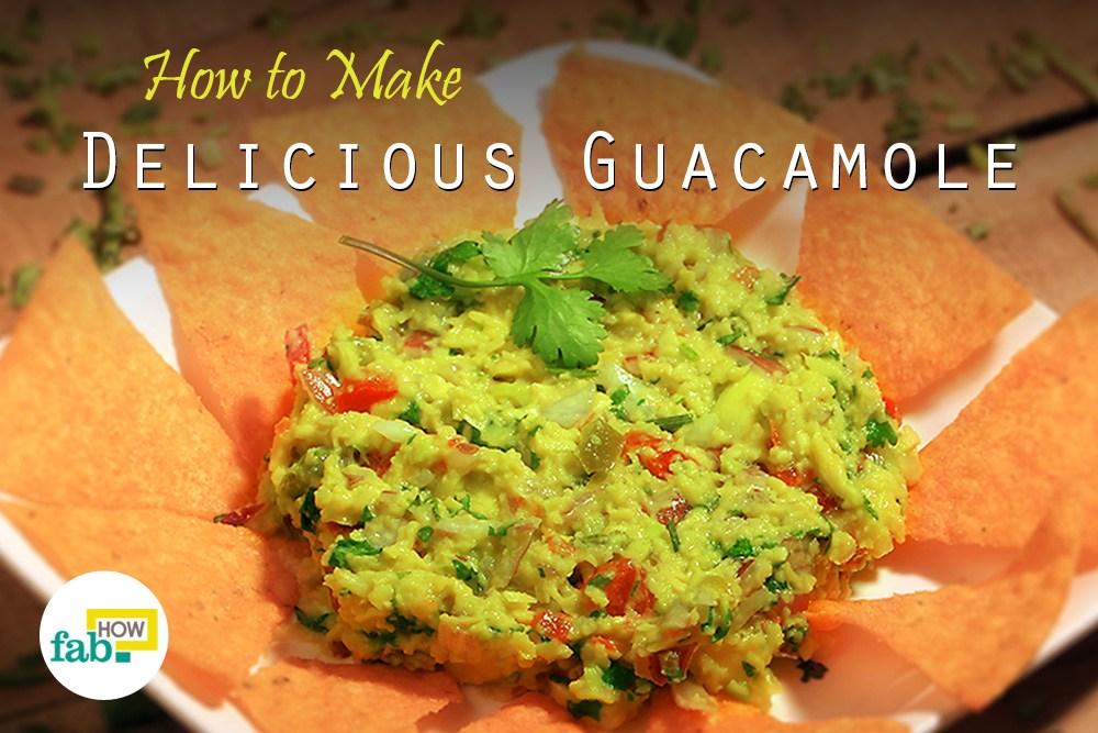 Make Guacamole featured