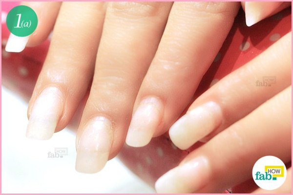 Acrylic nails extended