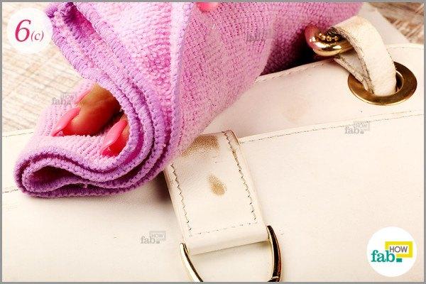 Clean hand straps