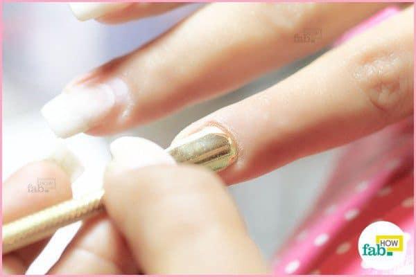 intro maintain acrylic nails
