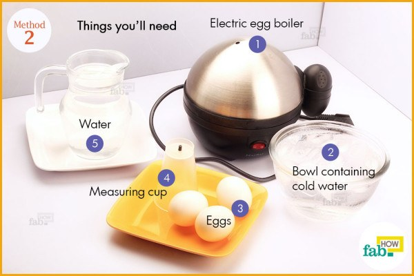 tings need electric egg boiler