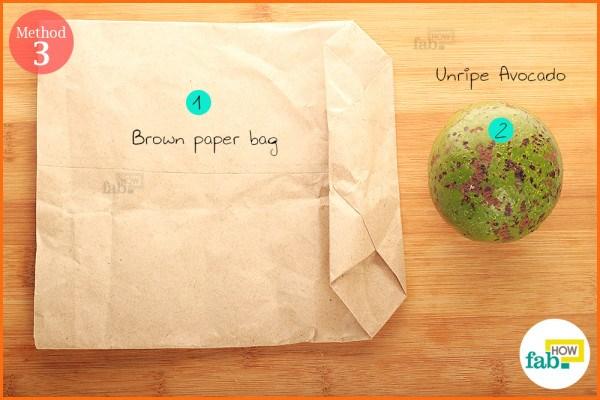 Brown paper bag things need