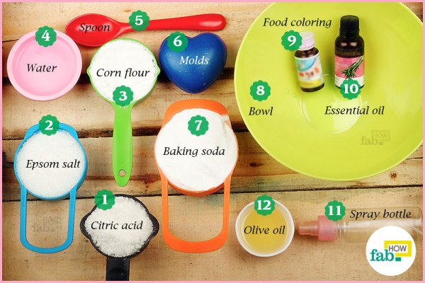 How To Easily Make Bath Bomb At Home Fab How