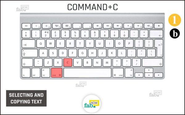 Command c