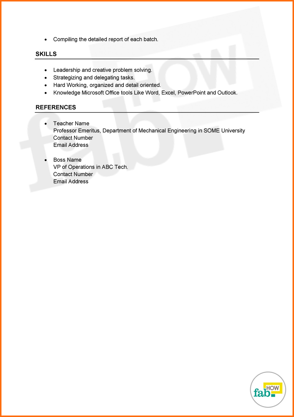 combination resume samples resume companion fewer still are candidates who know how to strategically format a resume how to write a functional or - How To Write A Combination Resume
