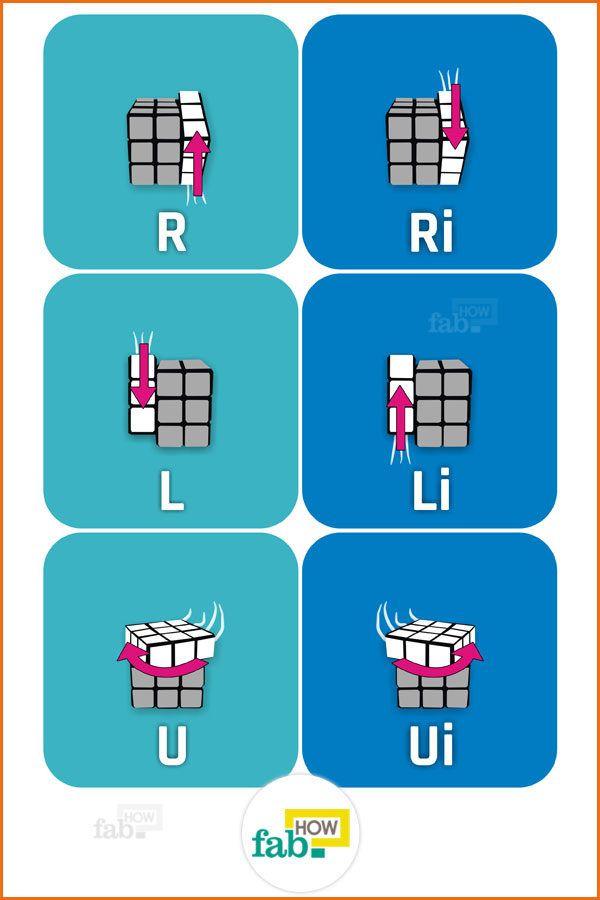 Cube movements part 1 ill