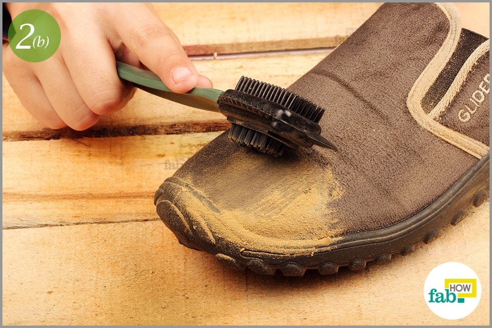 Taking Care Of Suede Shoes