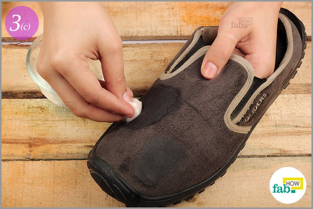 How To Clean Suede Shoes Remove Oil Water And Mud Stains Fab