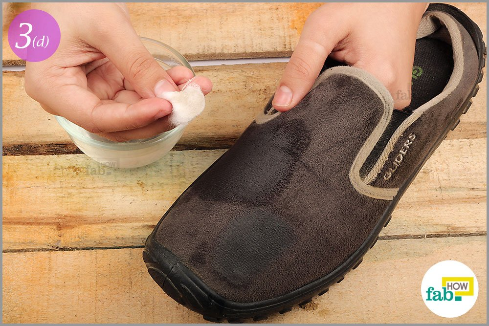 How To Clean Suede Shoes Remove Oil Water And Mud Stains