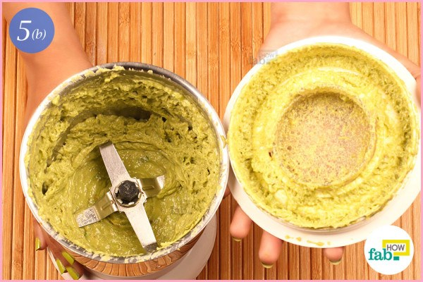 Step 5.2 Blend into a paste