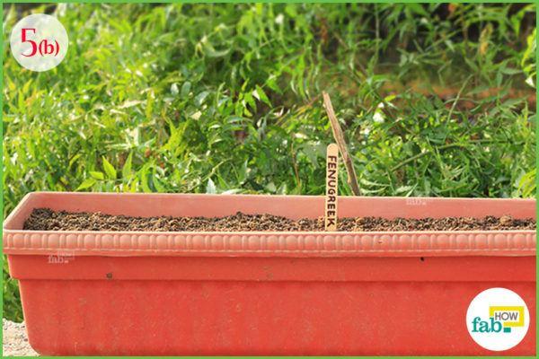 add plant tag