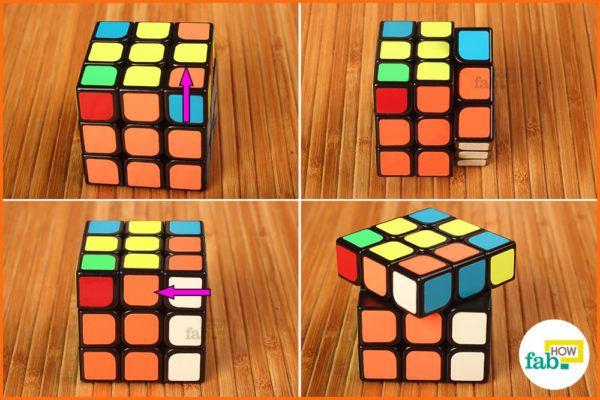 Make corners yellow 2
