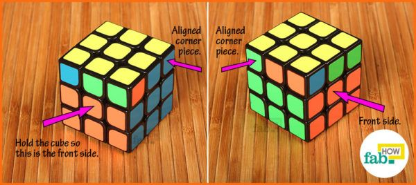 Align yellow corners 3