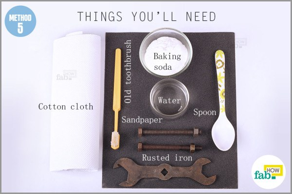 Method 5 things need