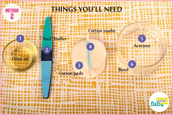 Method 2 things need