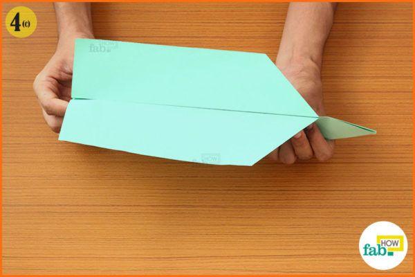Basic- paper airplane