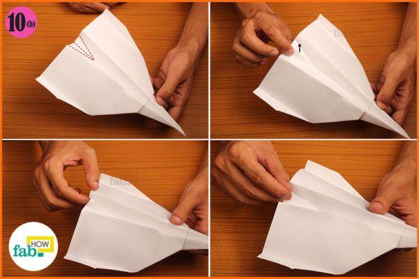 Fold tailfin