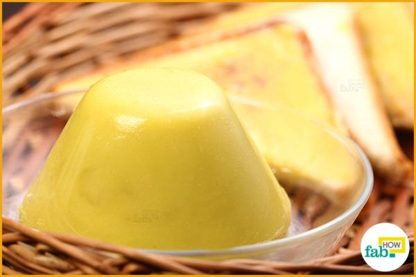 Dried herb butter