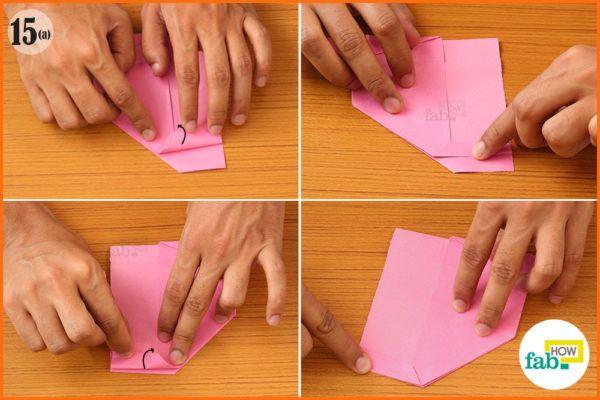 Fold the wingtips