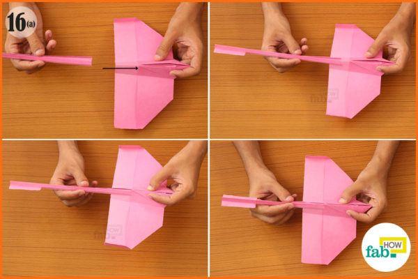 Assembling the plane
