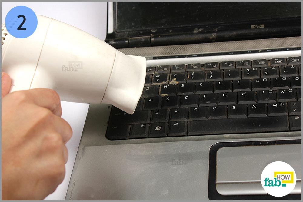 How To Safely Clean Your Laptop Keyboard Fab How