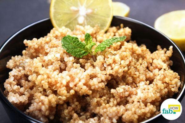 Quinoa ready