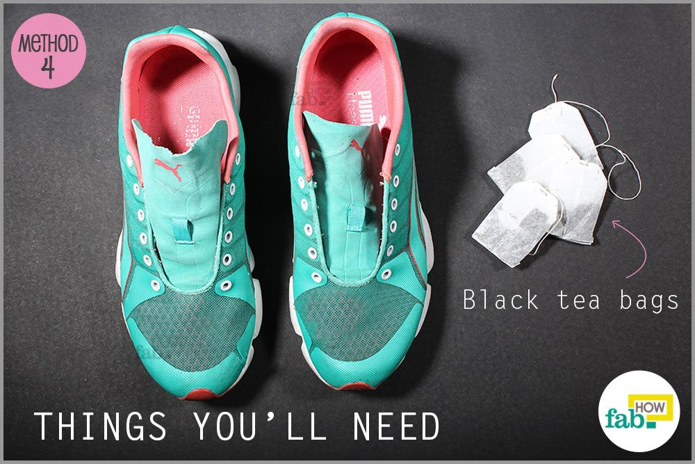 how to remove smell from shoes using tea bags style guru fashion glitz glamour style unplugged. Black Bedroom Furniture Sets. Home Design Ideas