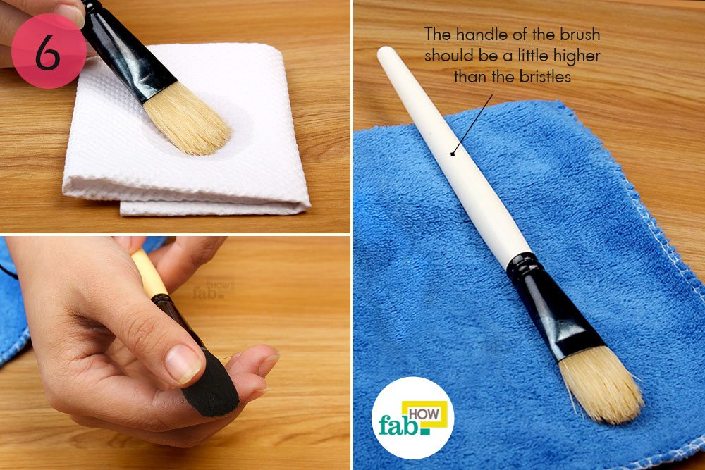 How To Clean Makeup Brushes We Tested 3 Popular Methods Fab How